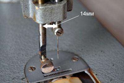 Приставка зигзаг для швейной машины