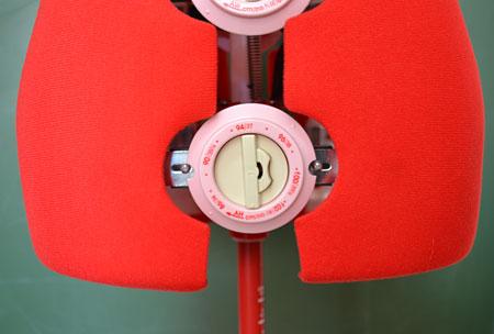 Как менять размер манекена для шитья
