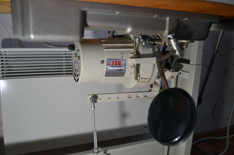 Швейный электропривод фирмы Typical