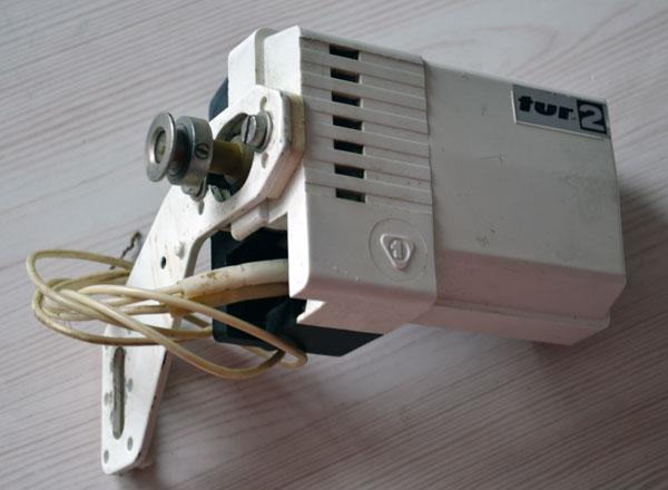 Бытовой электропривод для промышленной швейной машины