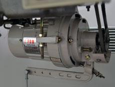 Фрикционный электропривод промышленной швейной машины