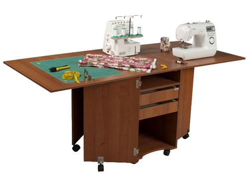 Специальный стол для швейной машины