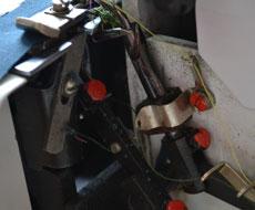 Швейная машина, Как заправить нитку в швейную машинку