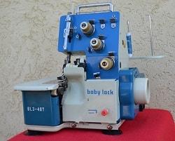 Трехниточный японский оверлок Baby Lock