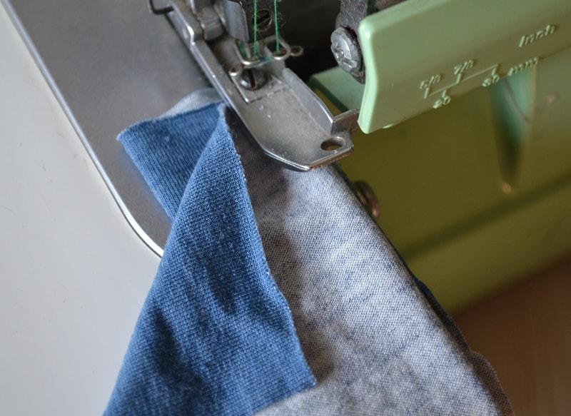 Как сшить брюки без оверлока 38