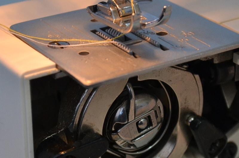 Рейка швейной машины