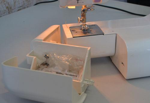 Съемный столик швейной машины Драгонфлай 218