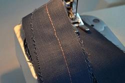Почему петляет строчка швейной машины
