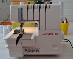 Распошивальная машина Merrylock 009
