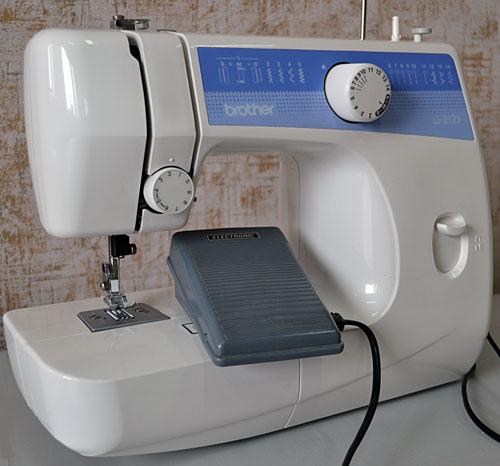 Швейная Машинка Бразер Ls 2125 Инструкция