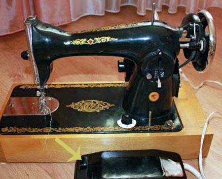 швейная машинка старого образца цена