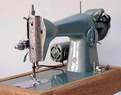 Старые швейные машинки б/у