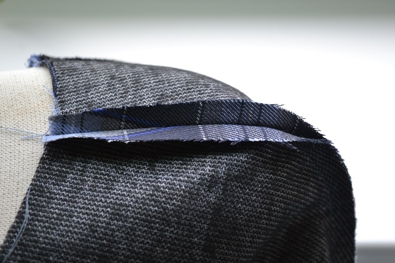 Колодка для утюжки рукавов