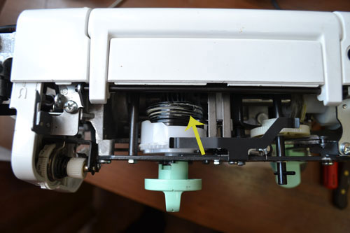 Ремонт швейных машин своими руками janome