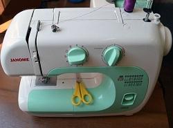 Устройство и ремонт швейной машины Джаноме