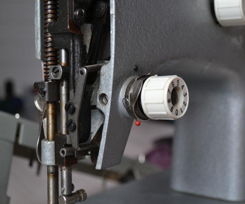 чайка 132м инструкция по ремонту натяжитель нити