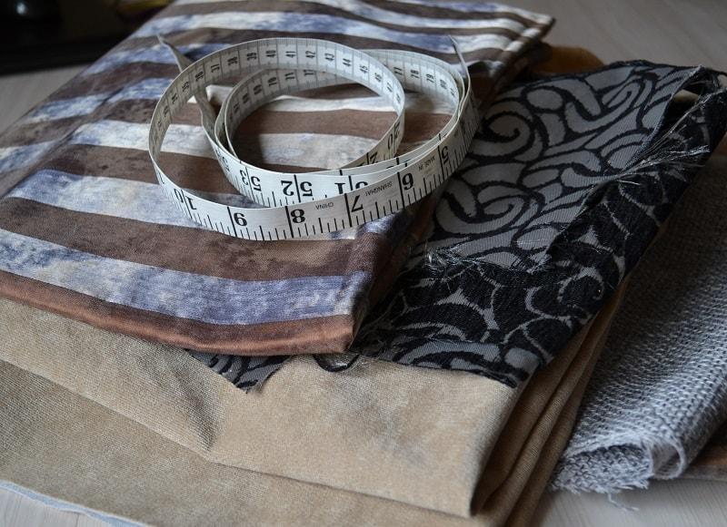 Мебельные ткани для пошива чехла на диван