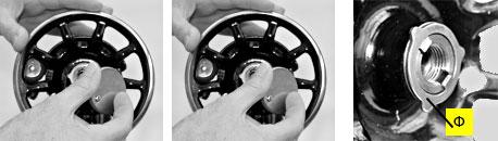 Маховое колесо швейной машины Зингер