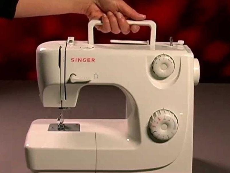 Модели швейных машин Зингер для начинающих
