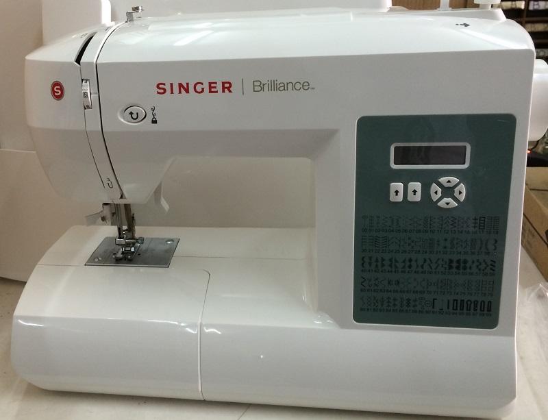 Швейная машина Зингер с компьютерным управлением