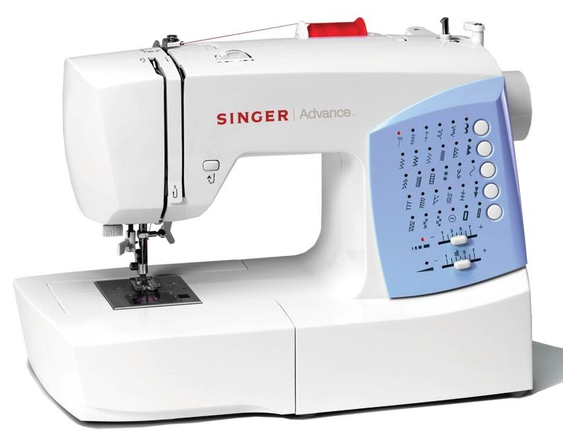 Швейные машины фирмы Зингер серии Cosmо