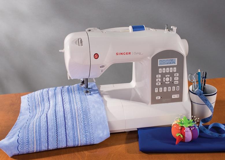 Швейные машины фирмы Зингер премиум класса