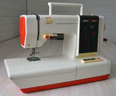 Обзор японской швейной машинки Juki 510