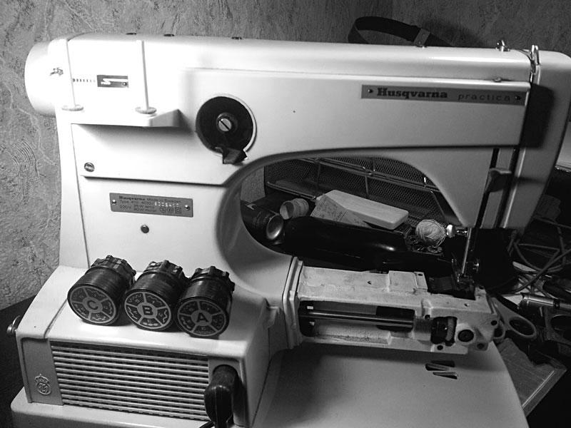 Главная особенность швейной машины Husqvarna Practica