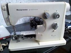 Швейная машина Husqvarna Practica