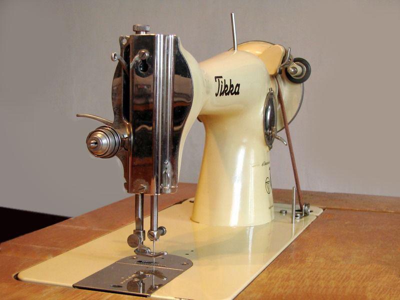 Инструкция для швейных машинок