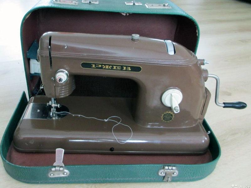инструкция к швейной машинке волга - фото 10
