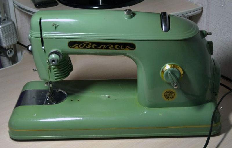 инструкция к швейной машинке волга - фото 4