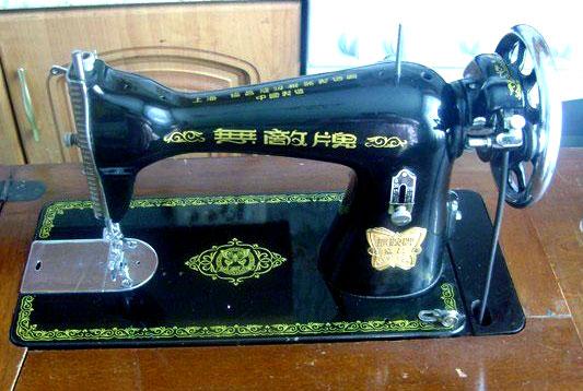 Китайская швейная машина Buterfly
