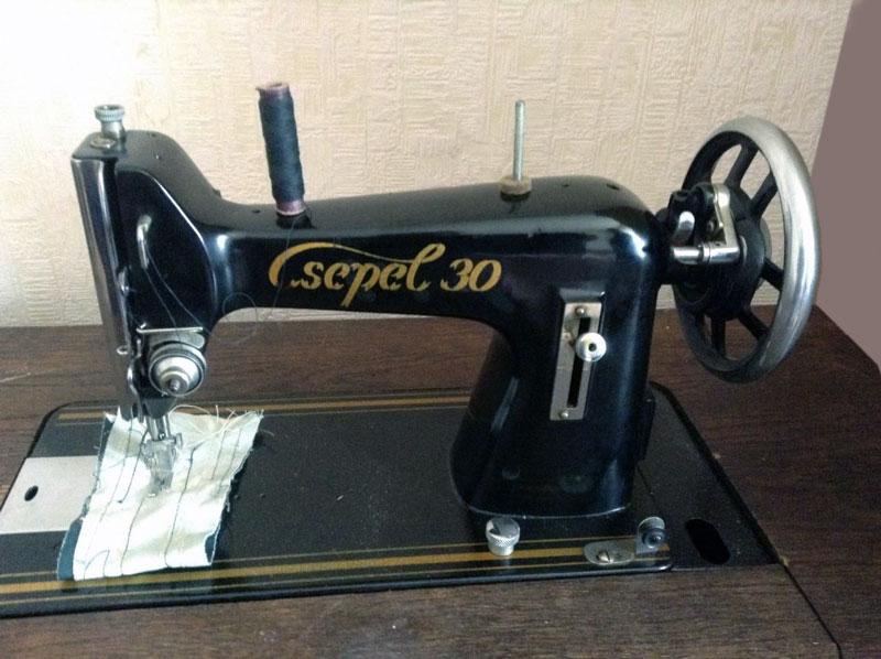 Csepel 30 Швейная Машинка Инструкция - фото 11