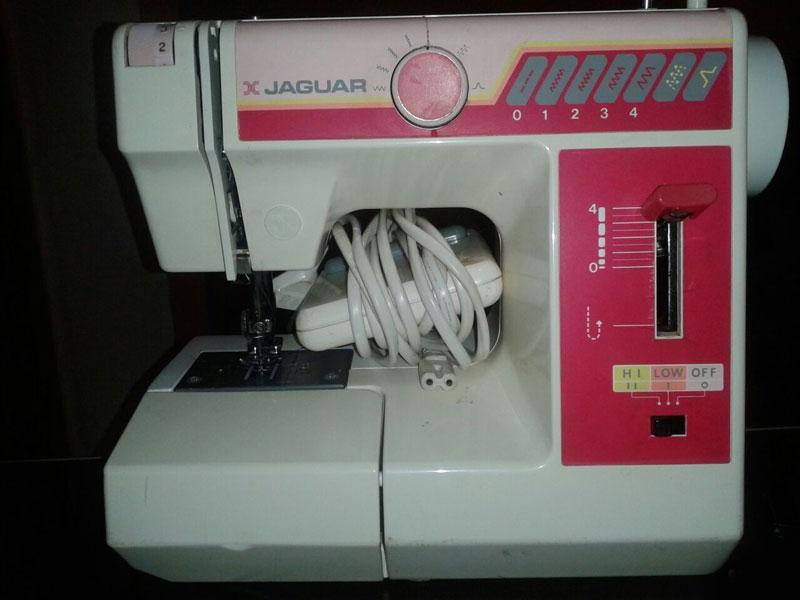 Швейная машина ягуар инструкция