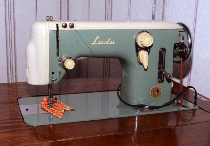 Инструкция к швейной машине лада