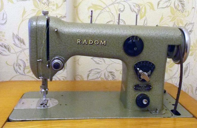 Почему не шьет ножная швейная машинка