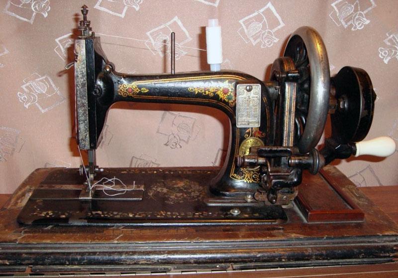 Инструкция к машинке зингер