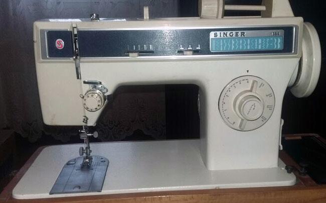 Старые модели швейных машинок - Singer