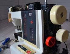 Устройство и ремонт швейной машины Juki 510