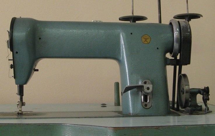 Старая швейная машина инструкция