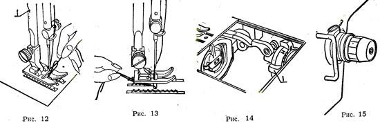 Как шить на швейной машинке старой