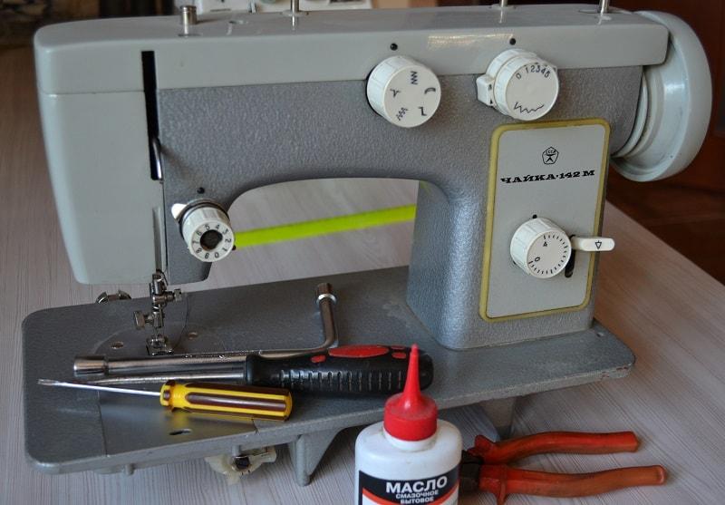 Скачать книгу ремонт швейных машин