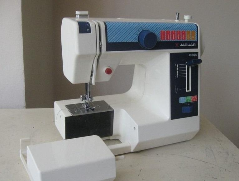 Инструкция швейной машины Mini Jaguar