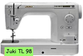 Швейная машина Juki TL 98