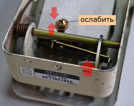 Схема швейной педали бытовых