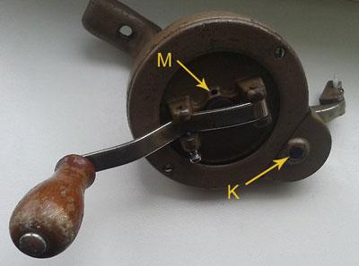 Ручной привод швейной машины Подольск