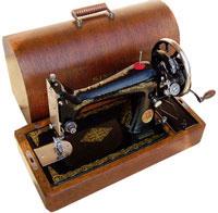 Швейная машина для пошива кожи