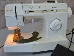 Швейные машинки фирмы Зингер