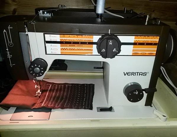 Швейная машина веритас | инструкция швейной машинки веритас 8014.